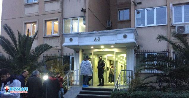 İstanbul'da bir kadın, mali müşaviri ofisinde öldürüp intihar etti!