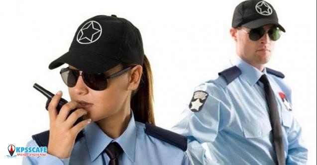 Kamuya Lise ve Önlisans Mezunu Güvenlik Görevlisi Alınıyor!