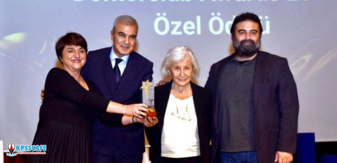 Doktorclub Awards'tan YANINDAYIZ Derneği'ne özel ödül!