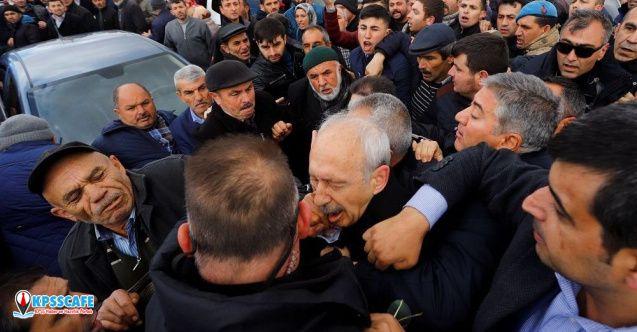 CHP'den Kılıçdaroğlu'na saldırı hakkında İçişleri Bakanlığı aleyhine suç duyurusu!