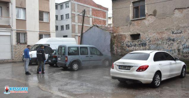 MHP Urla İlçe Başkanı Taşoku'na silahlı saldırı!