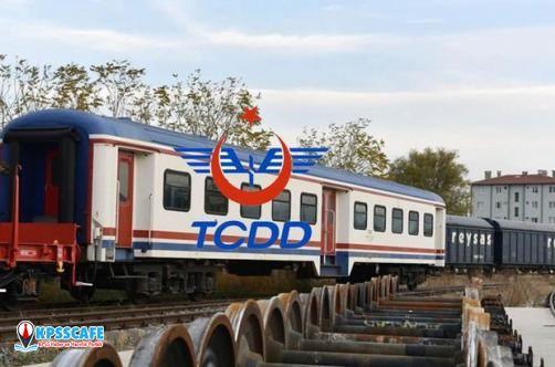 TCDD Yüksek Maaşla Kamu Personeli Alımı Yapılıyor