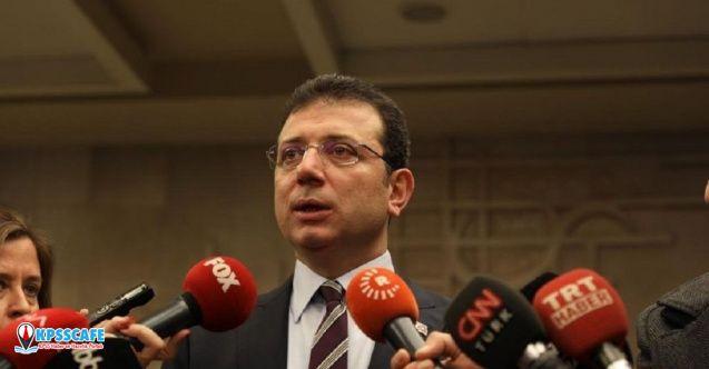 Ekrem İmamoğlu: İBB olarak 'çılgın' projelerle değil İstanbulluların gerçek sorunlarıyla ilgileneceğiz!