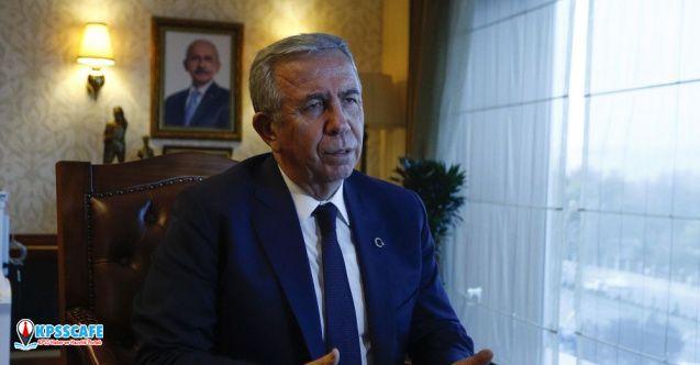 Sinan Aygün'ün rüşvet iddialarına Mansur Yavaş'tan yanıt!