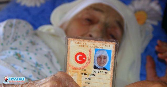 Türkiye'nin en yaşlı insanı öldü!