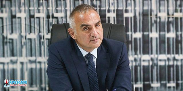 Kültür ve Turizm Bakanı'ndan Sözleşmeli Personel Açıklaması