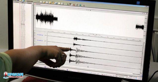 Elazığ'da 4.9 büyüklüğünde korkutan deprem!