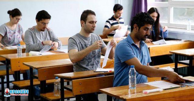 MEB, ÖABT Sınavı Yapılacak 18 Alanı Açıkladı!