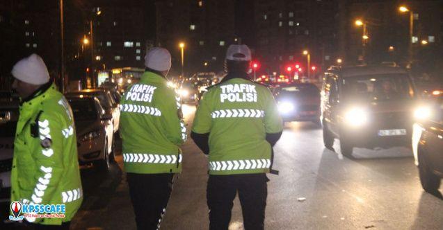 Ehliyetine el konulan alkollü sürücüden 'Umreye gittim' savunması