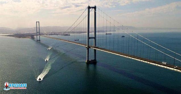 Köprü geçiş ücretlerine zam geldi!