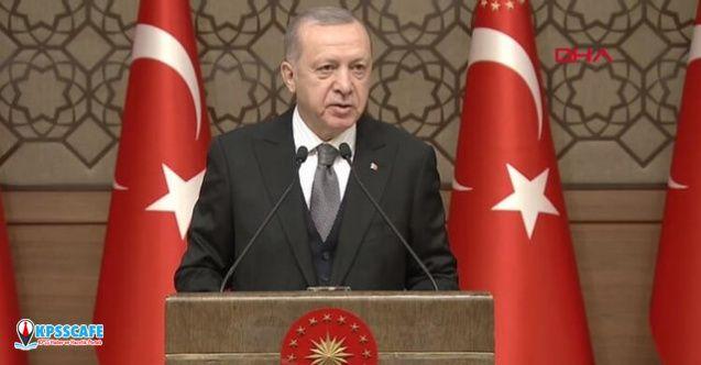 Erdoğan'dan belediye başkanlarına uyarı: İhanet etmiş oluruz