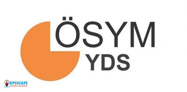 e-YDS 2020/1 İngilizce Başvuruları Başladı