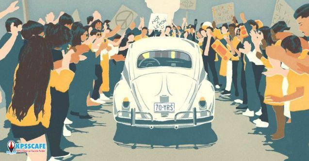 Volkswagen 'vosvos'a veda etti!