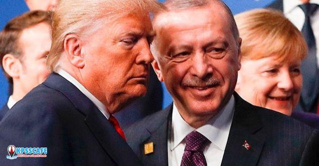 ABD Başkanı Trump'tan Erdoğan'a Libya uyarısı!