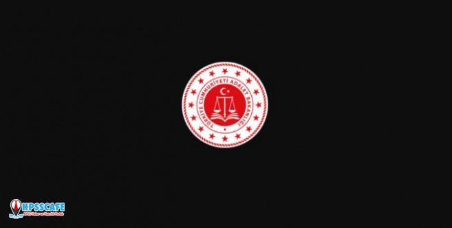 Adalet Bakanlığı Personel Alım İlanı Yayınlandı!
