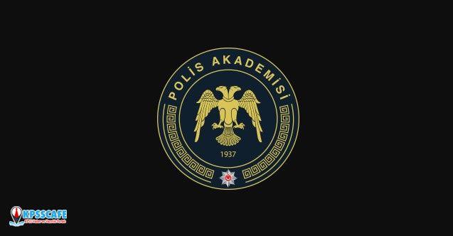Polis Akademisi'nden PAEM Duyurusu!
