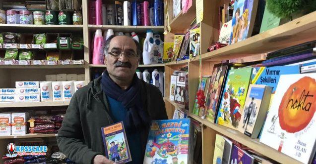 'Robin Hood' bu kez de Üsküdar'da ortaya çıktı: 15 bin kitap hediye etti