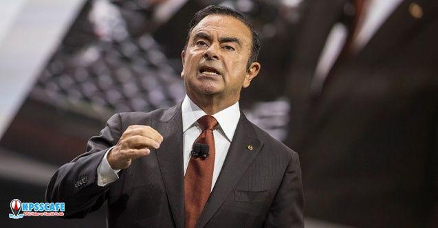 Eski Nissan CEO'su Ghosn'un film gibi kaçışı: Müzik kutusuyla çıkarılmış
