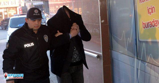 Yolda bulduğu çantadaki parayı harcadı, gözaltına alındı!