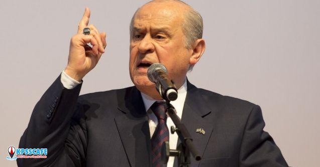 AK Parti'de Bahçeli krizi ! FETÖ'nün siyasi ayağı sıkıntı çıkardı!