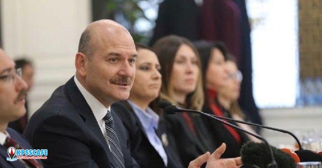 İçişleri Bakanı Soylu Türkiye'deki Suriyeli Sayısını Açıkladı: Başarıyla Yürütüyoruz