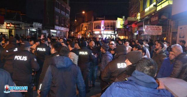 Lüleburgaz'da çıkan silahlı kavgada 1'i polis 2 kişi yaralandı: 9 gözaltı