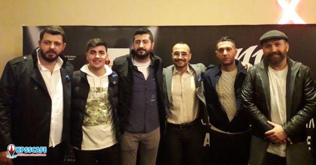 'Sıfır Bir' filminin özel gösterimi Adana'da yapıldı