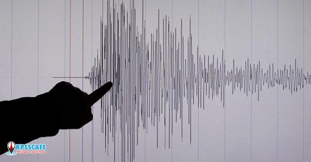 İstanbul'da büyük deprem!