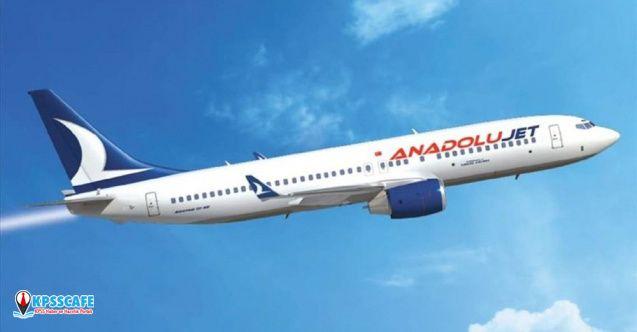 AnadoluJet, 29 Mart'tan itibaren yurt dışında 28 noktaya uçacak