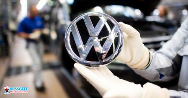 Volkswagen fabrikası gelmeden dolandırıcıları ortaya çıktı!