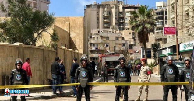 Anadolu Ajansı'nın Mısır'daki ofisine baskın !