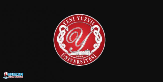İstanbul Yeni Yüzyıl Üniversitesi Personel Alıyor! İşte Başvuru Şartları...