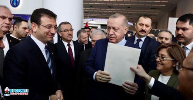 İmamoğlu, Erdoğan'a verdiği mektubun içeriğini açıkladı