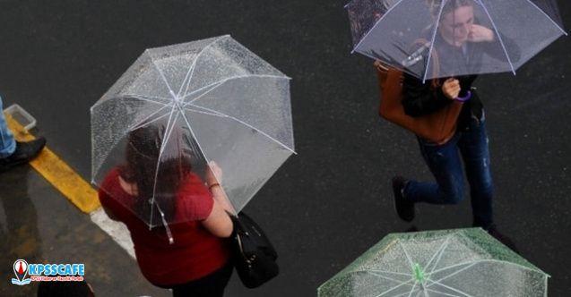İşte İstanbul'da beklenen asit yağmurlarından korunmanın yolları!