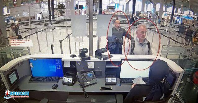 Ghosn'un kaçışına yardım ettiği öne sürülen 2 kişinin görüntüleri ortaya çıktı!