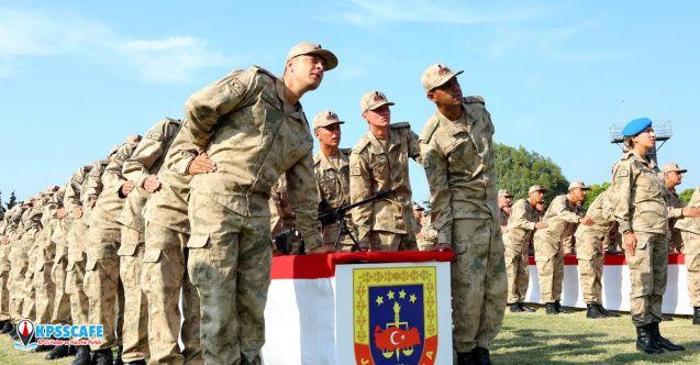 MSB Jandarma uzman erbaş alım tarihi! 2020 JGK uzman erbaş, onbaşı, çavuş alımı başvuru şartları nelerdir?