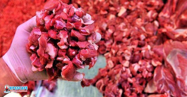 Beslenme uzmanı: Kırmızı et tüketimi günlük 70 gramı geçmemeli