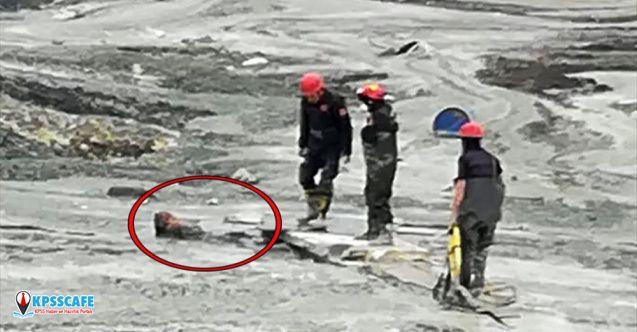 Polisten kaçarken çamura gömüldü: Sabaha kadar kurtarılmayı bekledi