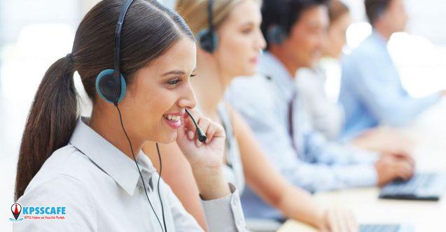 İŞKUR ilköğretim mezunu 633 Çağrı Merkezi personel alımı yapılacak!