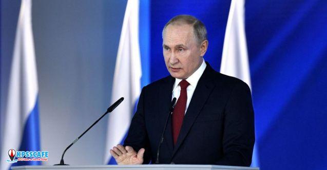 Putin, '' Tarihi çarptıranların pis ağızlarını kapatacağız ''