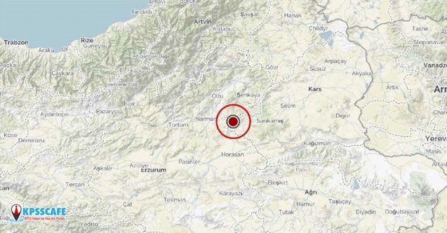 O ilde peş peşe deprem oldu!