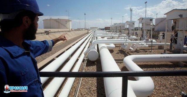 Libya'da silahlı grup beş petrol limanını ihracata kapattı