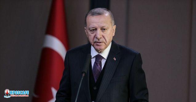 Erdoğan: Libya'da sükunet Putin'le yaptığımız ateşkes çağrısı sayesinde sağlanmıştır