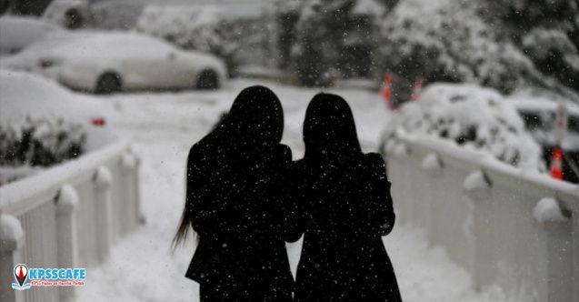 Yoğun kar yağışı bekleniyor!