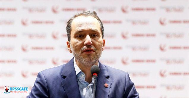Fatih Erbakan: Cumhurbaşkanımızın bir sözünü çok yadırgadım