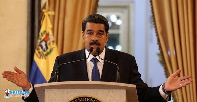 Maduro: Darbe girişimini 6 gün önce öğrendim ama açığa çıkması için harekete geçmedim