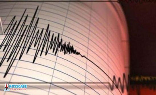 Doğu Türkistan'da Çok Şiddetli Deprem!