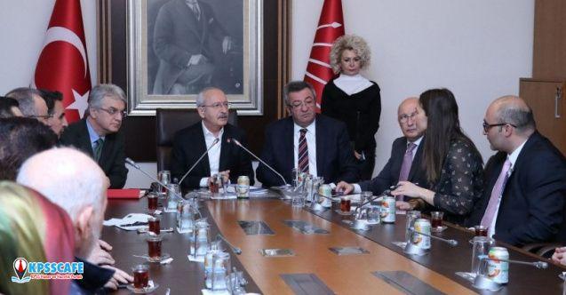 Kılıçdaroğlu: 3 tane müteahhit batmasın diye dünyanın parasını verdiler