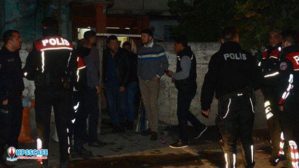 Başkent'te silah sesleri duyuldu : Tutuklu yakınları dehşet saçtı!