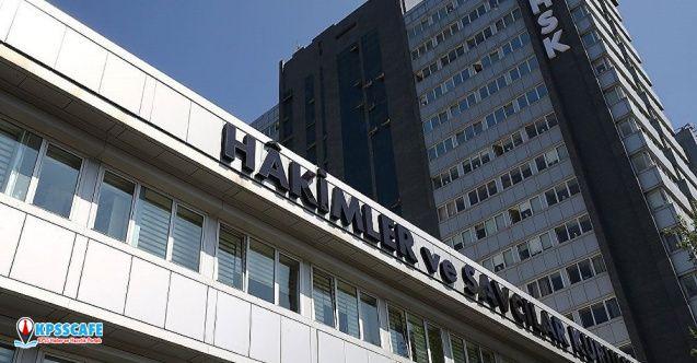 HSK: Görevdeki hakim ve savcılar hakkındaki FETÖ ihbarları titizlikle inceleniyor